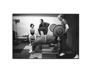 Gym, Manchester, Diane Bush