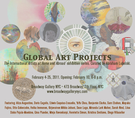 The International Artists at Home and Abroad Exhibition Series ,
