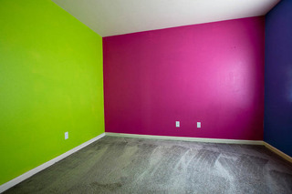 Foreclosure, USA: Bedroom Walls, Kirk Crippens