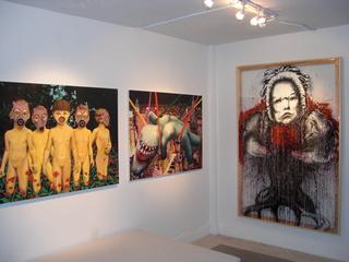 , Alejandro Mendoza, Catherine Tafur