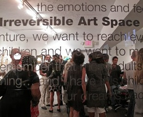IRREVERSIBLE art space,