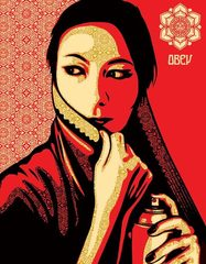 Commanda,Shepard Fairey