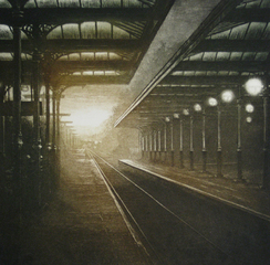 Dusk Light, Anja percival