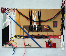 Yolanda\'s First Installation, Devin Troy Strother