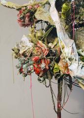 Heirlooms installation detail, Lauren Rice