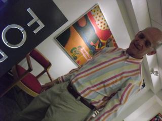 Irvin Lippman Executive Director Ft. lauderdale Museum of Art,