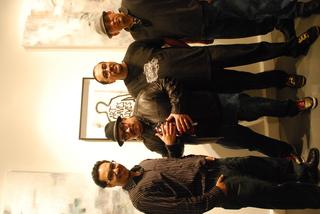 , Man One, Pablo Cristi, Graham Goddard, Rick Ortega