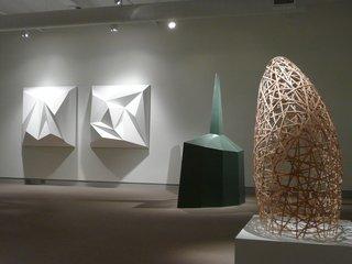 Installation View, Joshua Enck