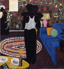 Slow Dance,Kerry James Marshall