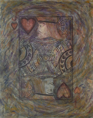 Mystere Jack Heart, 8 Surrealist at Ico Art & Music Gallery Including Dennis & Sharon Eavenson