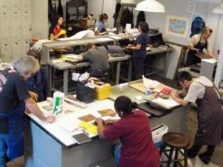 Printmaking Classes,