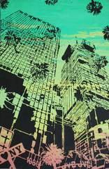 Skyscraper Palms, Lucinda Luvaas