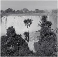 Blue Nile Falls, Tissisat Falls, Ethiopia, Lynn Davis