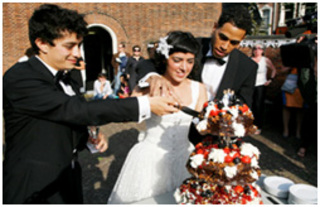Group Marriage Initiative, Francisco Camacho