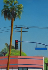 Santa Monica Boulevard, Bradley Hankey
