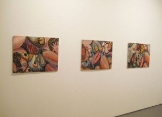 Installation View, Ella Kruglyanskaya