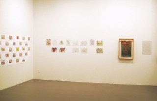Installation View, Charles Clough