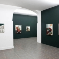 Installation View, Raffi Kalenderian