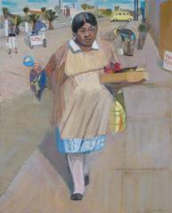 Indian Woman, Paul Donaldson