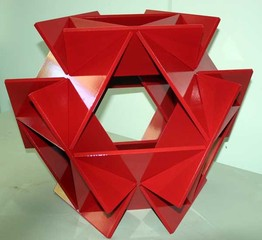 Arkimedes Cube, Peter Forakis