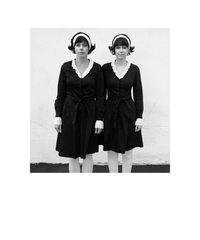 Hats Off to Diane Arbus, Amy Bystedt, Sally Egan