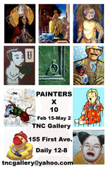 Painters X 10,