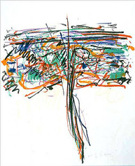 Tree I,Joan Mitchell