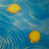 Lemon_float_oil_on_linen_40x_40