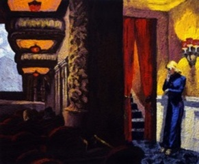 New York Movie, After Edward Hopper (Pictures of Pigment), Vik Muniz