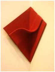 Corner Folding, Peter Weber