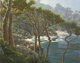 Among the Coves, Dennis Doheny