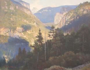 Yosemite Valley, W. Jason Situ