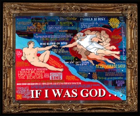 if I Was God..., Clay Sinclair