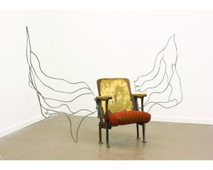 Winged Chair, Nora Rabins