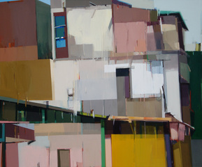 A Quiet Town #98, Suhas Bhujbal
