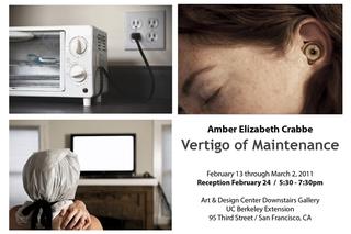 Vertigo of Maintenance, Amber Crabbe