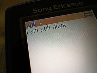 I am Still Alive, John Martin Callanan