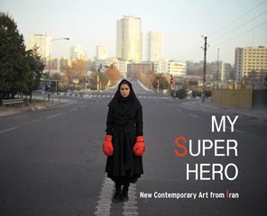 My Superhero, from the series Listen, Newsha Tavakolian