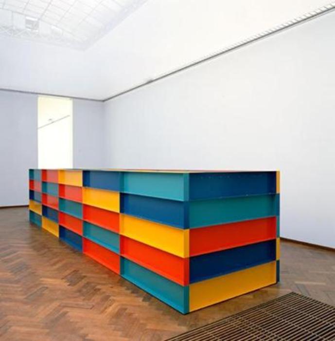 Artslant donald judd artworks for Minimal art gallery