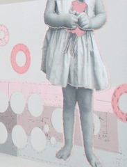 Dreaming about Play, detail, Jeanmarie Nutt