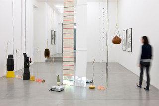 installation view, poi non così diverso, Francesca Minini, Milan (I),, Deborah Ligorio
