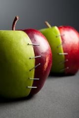 Apple Amputee, Ryan Notch