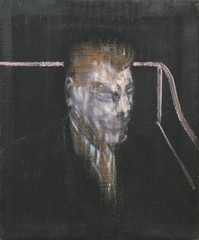 Head in Grey, Francis Bacon