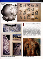 Skin and Ink article, D. Dominick Lombardi