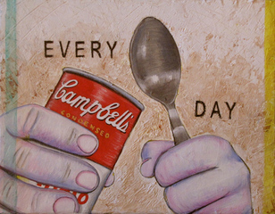 Every Day (Auction Estimate $400-$500), Douglas Alvarez