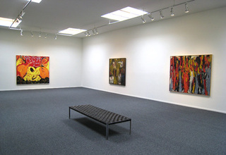 Installation view ,