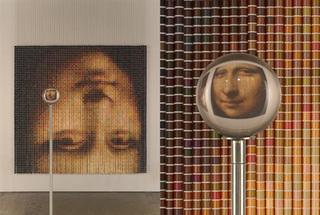 After the Mona Lisa 2, Devorah Sperber