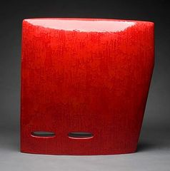 Untitled (Red #345), James Marshall