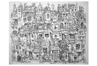 Infamous City, Alexis Duque