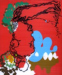 Shrunken Head #1, D. Dominick Lombardi